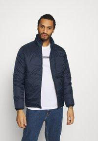 Calvin Klein - REVERSIBLE JACKET - Summer jacket - blue - 3