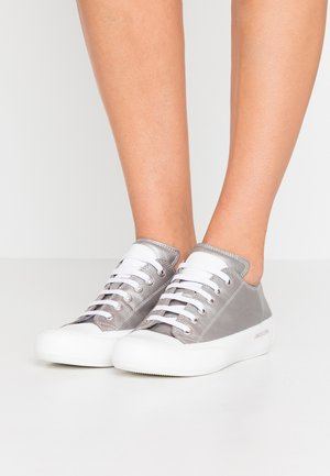 ROCK - Sneakers basse - ashes/bianco