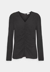 By Malene Birger - ANNIKE - Bluzka z długim rękawem - black - 4