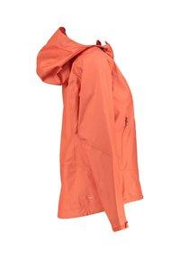 """Kaikkialla - KAIKKIALLA DAMEN TREKKING-JACKE """"ARJA"""" - Outdoor jacket - orange - 3"""
