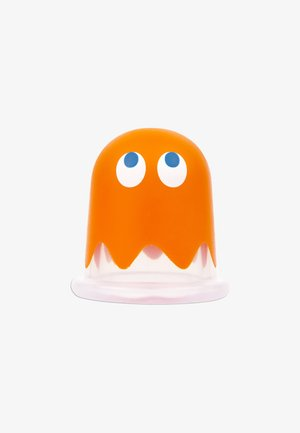 PACMAN SILICONE MASSAGE TOOL - Bath & body - orange