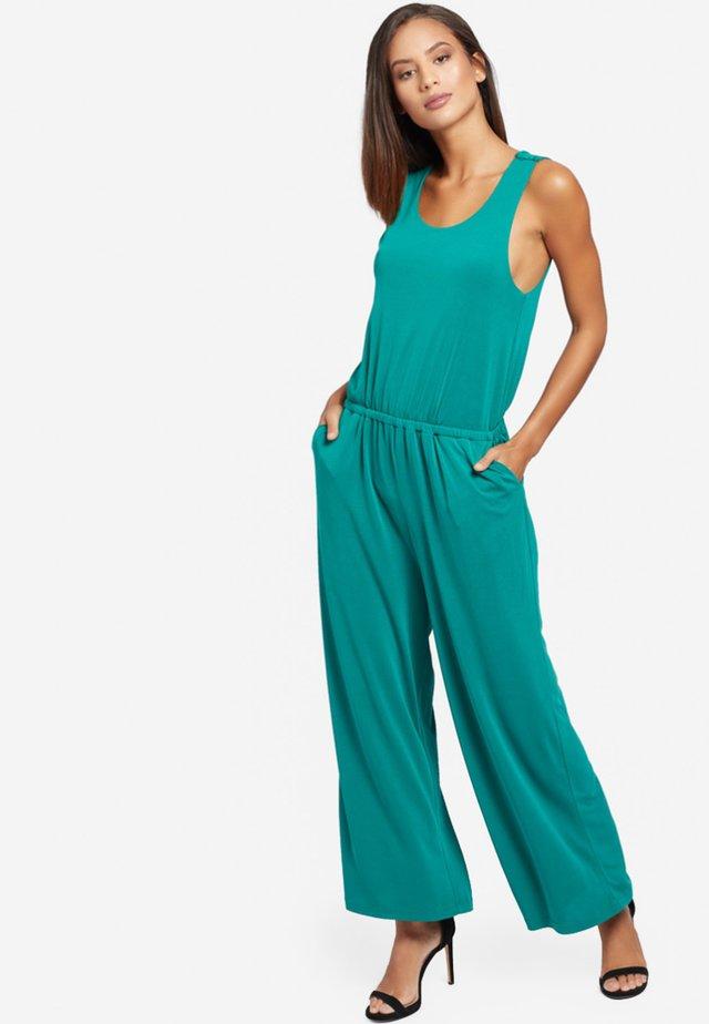 VENICE - Tuta jumpsuit - green