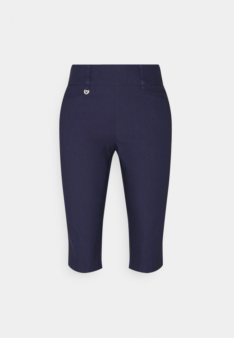 Callaway - PULL ON CITY SHORT - Sports shorts - peacoat