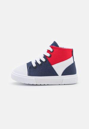 UNISEX - Sneakers hoog - blue/white/red