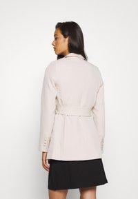 New Look - Short coat - stone - 2