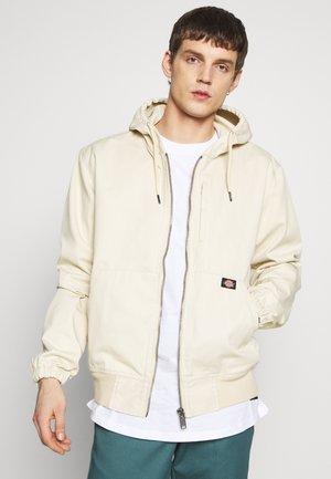 ALLENHURST - Summer jacket - light taupe
