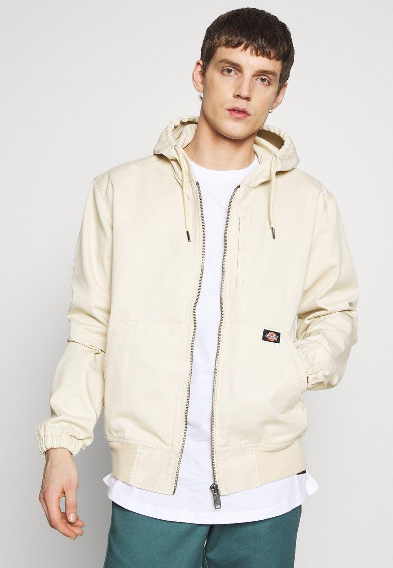 Dickies - ALLENHURST - Summer jacket - light taupe