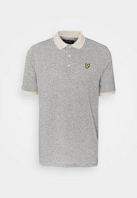 Polo shirt - sesame