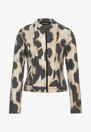 NORMAL FIT - Summer jacket - beige