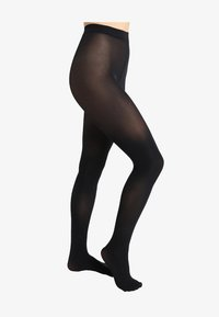 Pretty Polly - 3D OPAQUES - Tights - black - 1