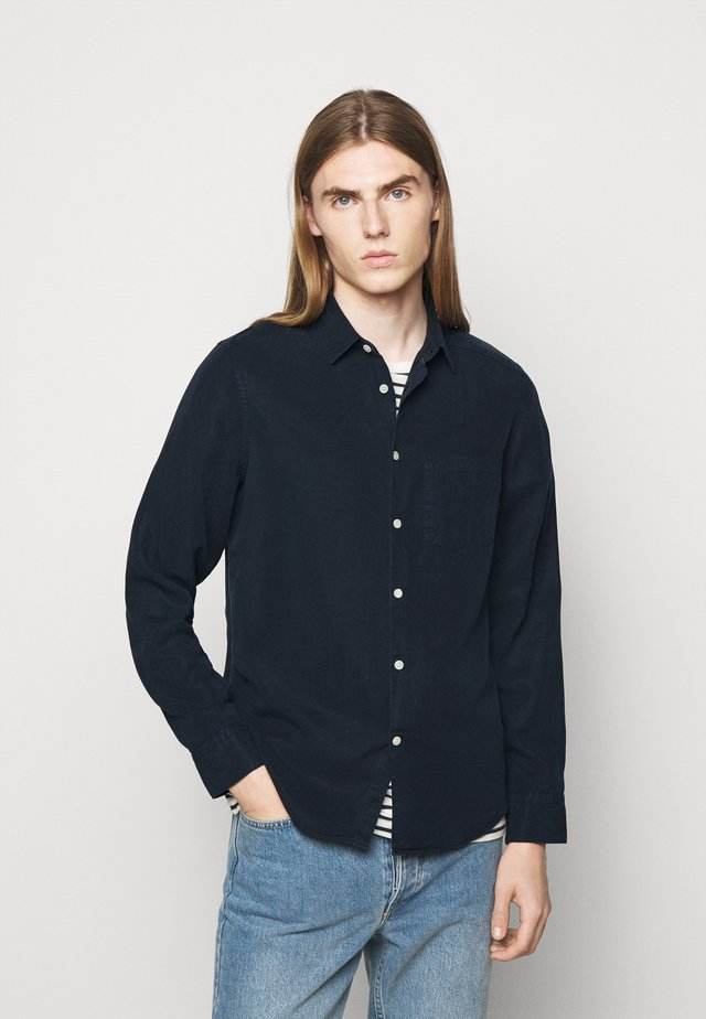 COMFORT SLIM - Shirt - navy