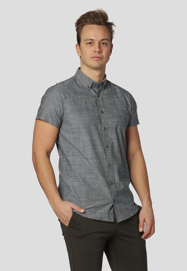 Shirt - iron grey