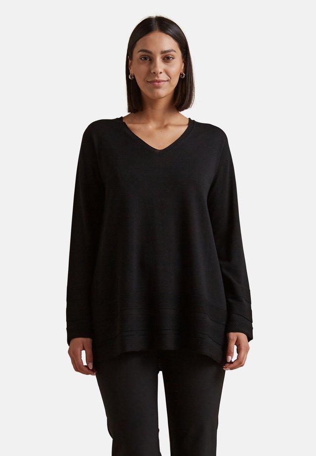 Jersey de punto - nero