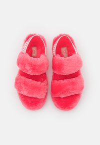 UGG - OH YEAH - Platform sandals - strawberry sorbet - 5