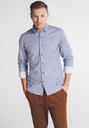 SLIM FIT - Overhemd - marine blau
