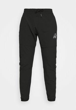 CRENSHAW - Kalhoty - black