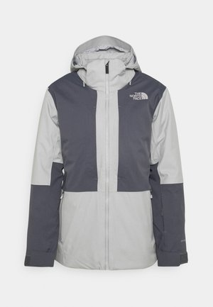 CHAKAL JACKET - Kurtka narciarska - grey/light grey