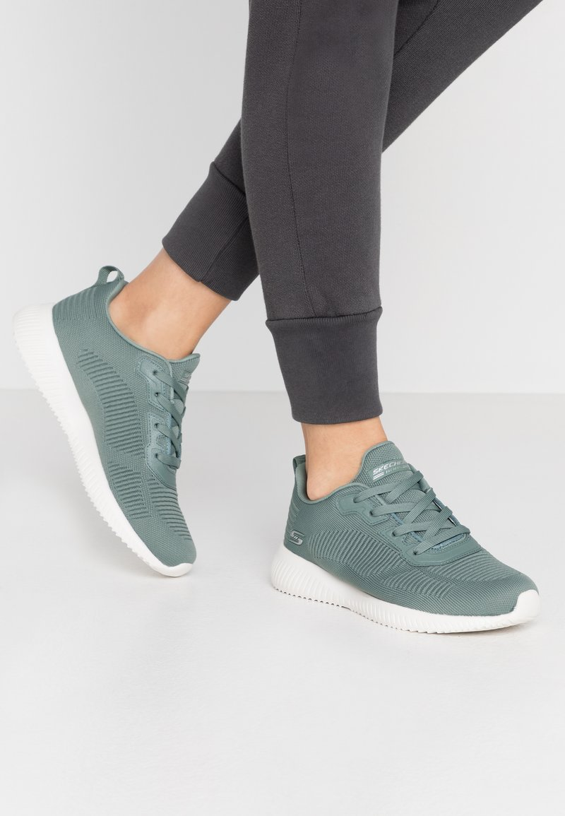 Skechers Sport - BOBS SQUAD - Trainers - green