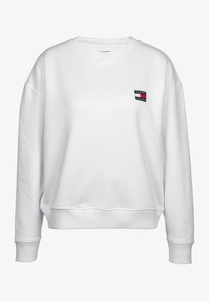BADGE - Sweatshirt - classic white