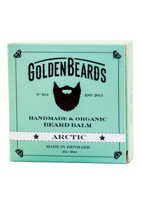 Golden Beards - BEARD BALM - Beard oil - arctic - 1