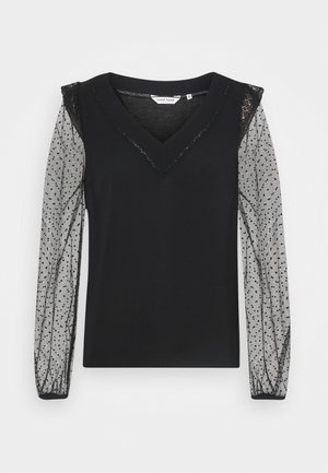 OYE  - Long sleeved top - noir