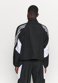 adidas Performance - GAMETI  - Survêtement - black/white - 2