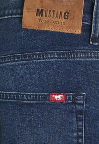 Mustang - OREGON - Jeansy Bootcut - denim blue - 6