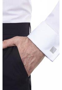 Seidensticker - Cufflinks - silver-coloured - 0