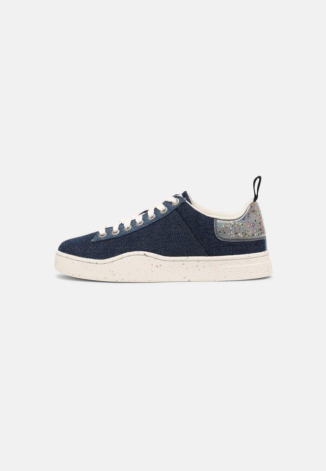S-CLEVER - Sneakersy niskie - indigo