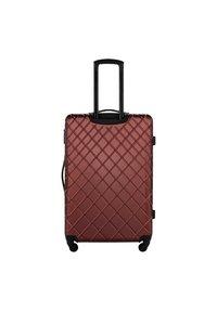 Wittchen - Wheeled suitcase - burgund - 1