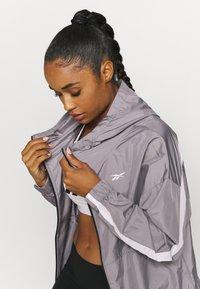 Reebok - Training jacket - lilac - 3