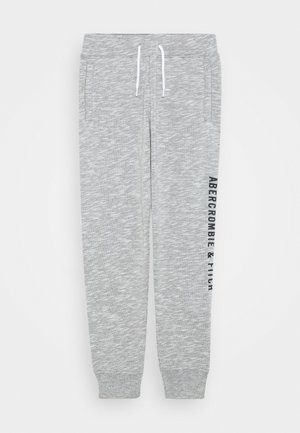 LOGO - Tracksuit bottoms - grey