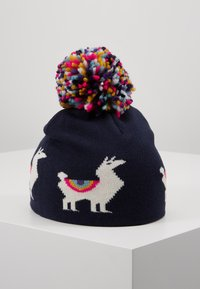 GAP - LLAMA HAT - Beanie - navy uniform - 0