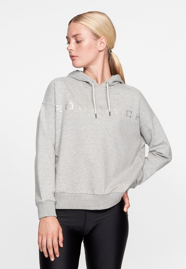 Huppari - grey melange