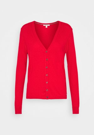 BASIC  - Cardigan - red