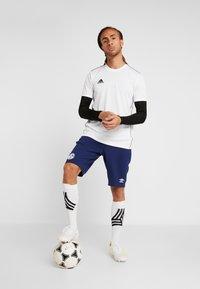 Umbro - FC SCHALKE 04 PRO  - Sports shorts - medieval blue/evening blue - 1