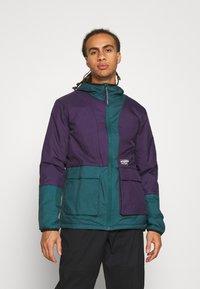 Quiksilver - PASS - Outdoor jacket - atlantic deep - 0