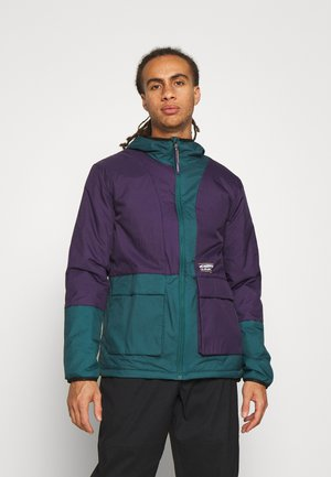 PASS - Outdoor jacket - atlantic deep