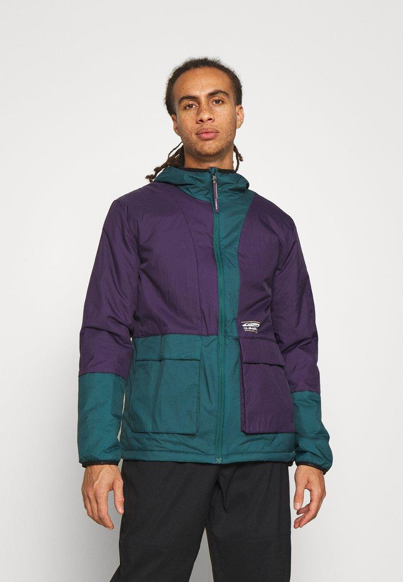 Quiksilver - PASS - Outdoor jacket - atlantic deep