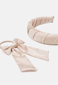 LIARS & LOVERS - HEADBAND AND BOW SET  - Hair styling accessory - nude - 2