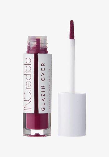 INC.REDIBLE GLAZIN OVER LIP GLAZE - Lip gloss - 10092 love don't hate