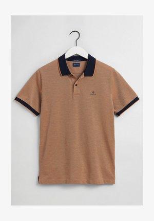 RUGGER - Polo shirt - hellbraun