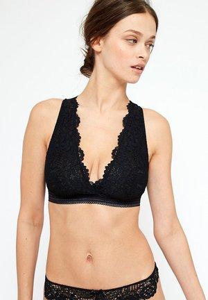 Underwired bra - noir