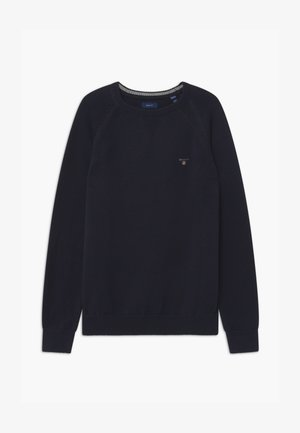 CASUAL CREW - Pullover - evening blue