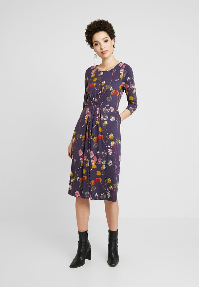 RIVER DRESS - Robe d'été - navy
