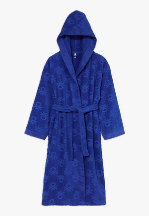 BATH GOWN - Badekåber - dark blue
