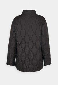 Lindex - COAT ANNA - Classic coat - black - 1