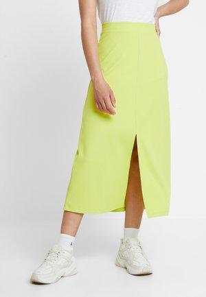 Maxi sukně - sulphur spring