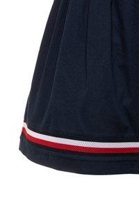 Tommy Hilfiger - GLOBAL STRIPE TAPE DRESS  - Denní šaty - blue - 2