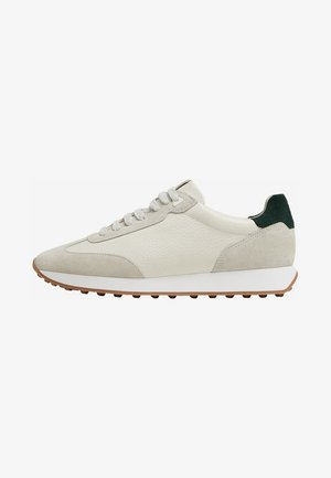 Sneakersy niskie - beige